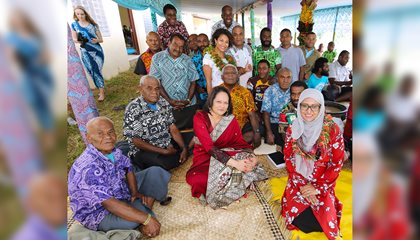 Rural Community, Chief Praises Government Support
